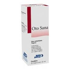 MUNDO ANIMAL OTO SANA 20ML