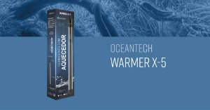 OCEAN TECH TERMOSTATO AQUECEDOR 100W
