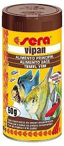 ALIMENTO PARA PEIXES SERA VIPAN 210G