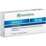 OUROFINO AZICOX-2 50MG COM 6 COMPRIMIDOS