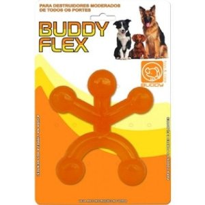 BRINQUEDO PARA CÃES BONECO FLEX BUDDY FLEX