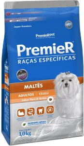 RAÇÃO PREMIER RAÇAS ESPECIFICAS MALTÊS ADULTO