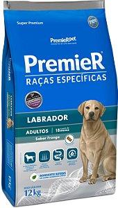 RAÇÃO PREMIER RAÇAS ESPECIFICAS LABRADOR ADULTO