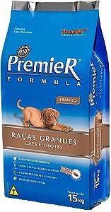 RAÇÃO PREMIER FORMULA RAÇAS GRANDES FILHOTE
