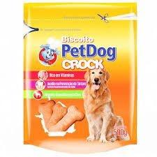 BISCOITO PET DOG CROCK 500G