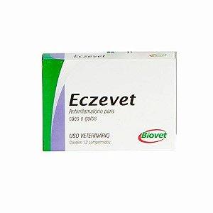 ECZEVET 12 COMPRIMIDOS