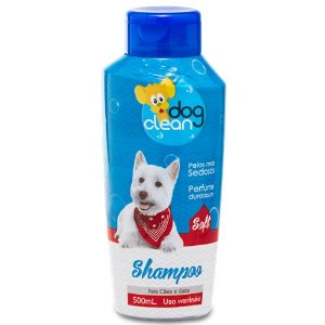 DOG CLEAN SHAMPOO SOFT 500ML