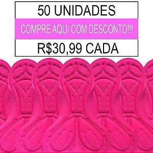 50 UNIDADES - Forro Feminino Importado - PAD-07 - GEL