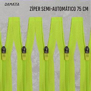 ZIPER SEMI - AUTOMATICO DESTACAVEL - 75CM - AMR - 100 UNIDADES