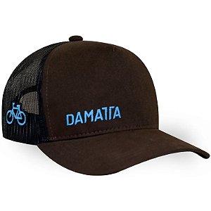 Boné DaMatta Marrom