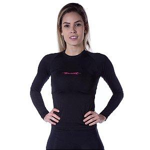 Segunda Pele Feminina ML - PTO