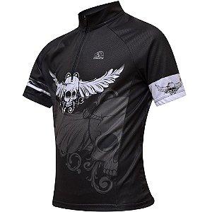 Camisa Bike Skull Infantil – PTO
