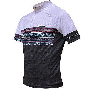 Camisa Bike Etinic infantil - P/B