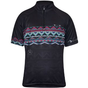Camisa Bike Etinic infantil – Preto
