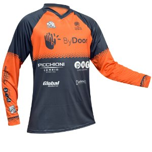 CC07 - Camisa Solta ML - ByDoor