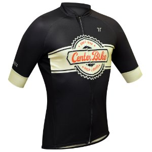 CC04 - Camisa Slim - Center Bike