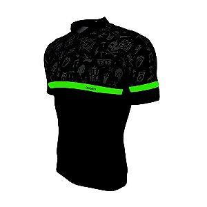 Camisa Bike Rock Infantil - AMR