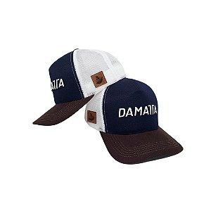 Boné Trucker Damatta - AB