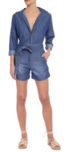 SHORT FEMININO COLORADO SPRINGS - JEANS