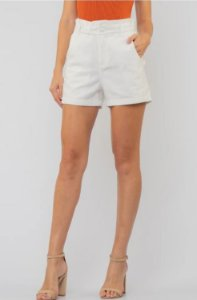SHORT RENATA - OFF WHITE | REF: 2080