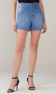 SHORT RENATA LIGHT BLUE - AZUL | REF: 2226