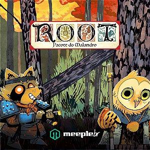 Root: Pacote do Malandro