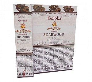 Incenso Massala Goloka Agarwood