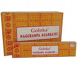Incenso massala Goloka Nagchampa