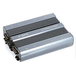 Módulo Amplificador Digital Power Systems A1200d 4 Canal