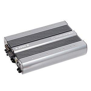 Módulo Amplificador Digital Power Systems A2500d 2 Canal