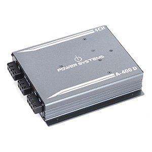 Módulo Amplificador Digital Power Systems A400d 4 Canal