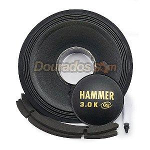 Kit Reparo para Alto Falante Eros E-12 Hammer 3.0k 8R