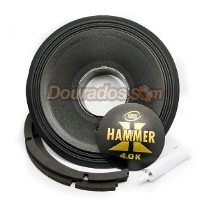 Kit Reparo para Alto Falante Eros E-12 Hammer 4.0k