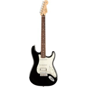 Guitarra Elétrica Fender Player Stratocaster HSS MN 506 Preta