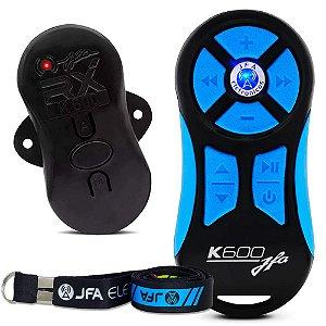 Controle A Longa Distância K600 JFA Completo 600 Metros