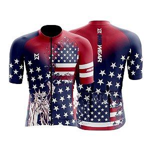 Camisa Ciclismo MTB - American