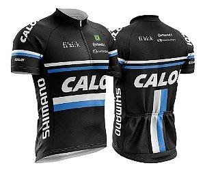 Camisa de Ciclismo - Caloi