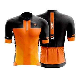 Camisa de Ciclismo MTB - Laranja