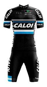 Conjunto Caloi - Camiseta + Bermuda com forro em Gel