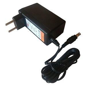 Fonte Eletrônica 12v 4a Bivolt - Plug P4
