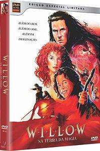 WILLOW  NA TERRA DA MAGIA DVD ULTRA ENCODER