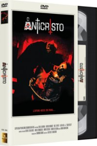 O ANTICRISTO - LONDON VHS COLLECTION