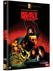 HEAVY METAL DO HORROR LONDON ARCHIVE COLLECTION Volume 36