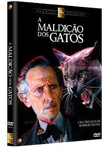 A MALDIÇÃO DOS GATOS LONDON ARCHIVE COLLECTION Volume 35