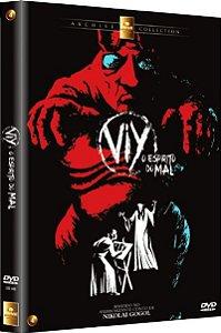 VIY - O ESPIRITO DO MAL LONDON ARCHIVE COLLECTION Volume 4