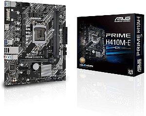 Placa Mãe - H410 Prime Asus