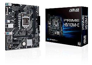 Placa Mãe - H510 Asus Prime