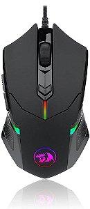 Mouse Gamer - Redragon Centrophorus RGB - 7200DPI - 6 Botões - M601-RGB