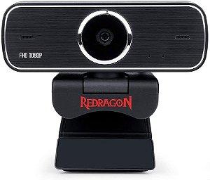 Webcam Streaming - Redragon Hitman Full HD 1080p USB GW800