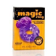 Anel Peniano Vibratório - Magic Ring - Reutilizável
